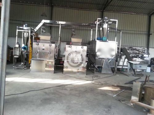 BCH400 Chilli Powder Machine In Mexico