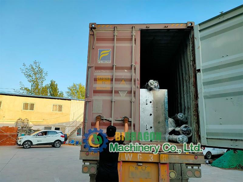BCH600 Paprika Powder Production line for Zimbabwe Customers